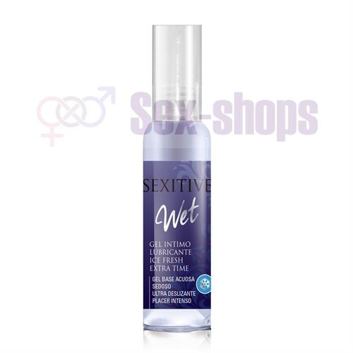 Wet gel lubricante Ice Fresh 75 ml