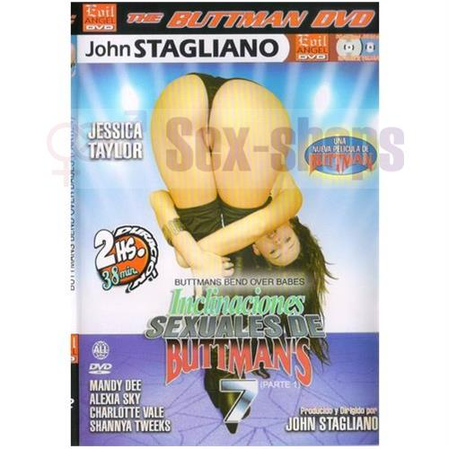 DVD XXX Inclinaciones Sexuales De Buttmans