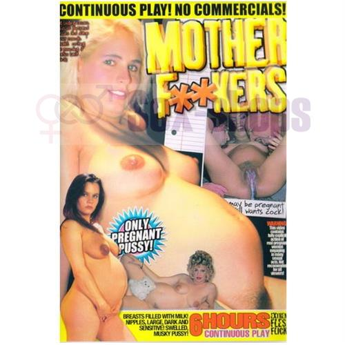 DVD XXX: 'Mother Fuckers'