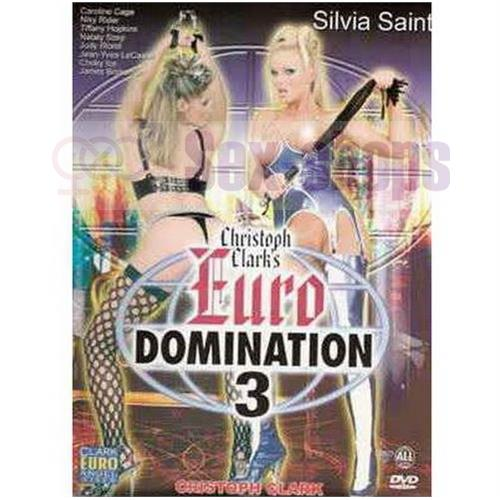 DVD XXX: 'Euro Domination 3'